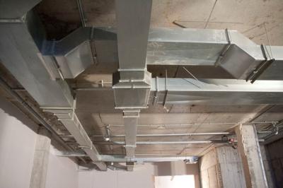 проектирование вентиляции рск спб